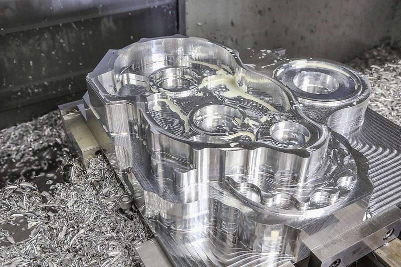 aluminum prototype machining