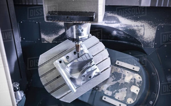 CNC-milling-cutters