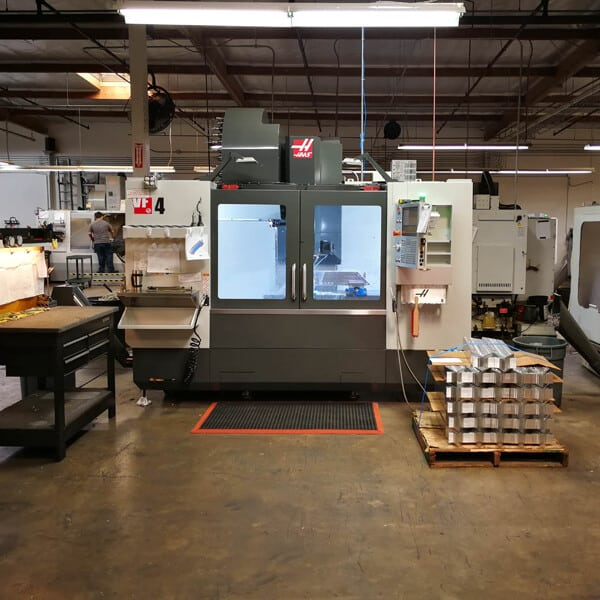 HAAS-VF4-CNC-MACHINE