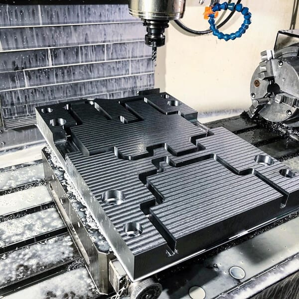 Precision CNC Machining Service