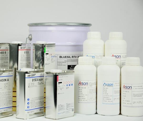 vacuum-casting-materials