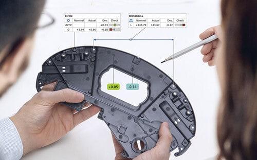 vacuum-casting-parts