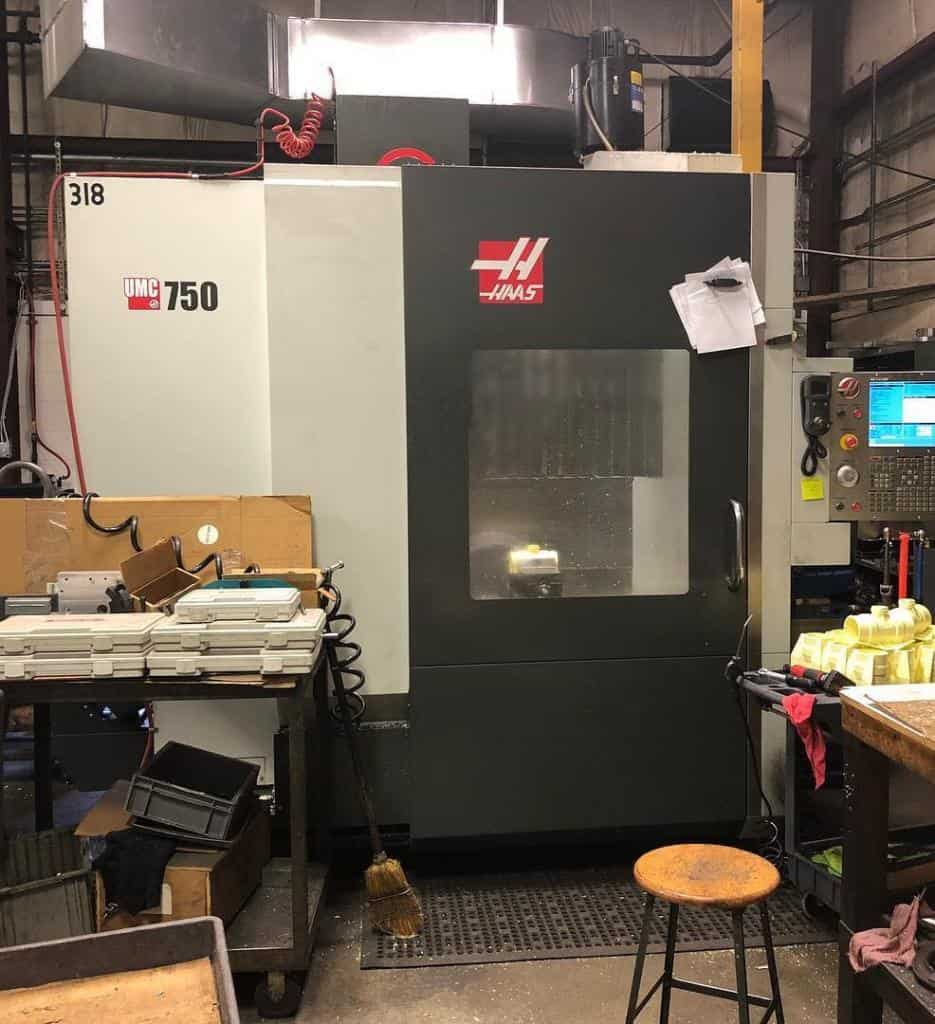 5-Axis-CNC-Machining-Center