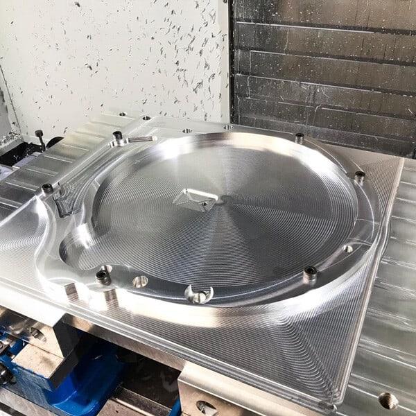 Aluminum-prototype