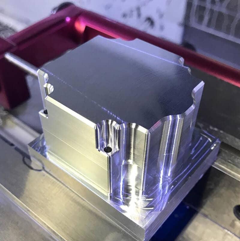 aluminum prototyping