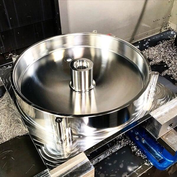 aluminum-machining