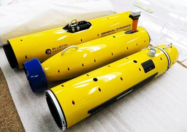 autonomous-unmanned-underwater-vehicle