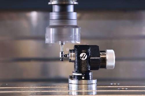 HAAS-CNC-machining