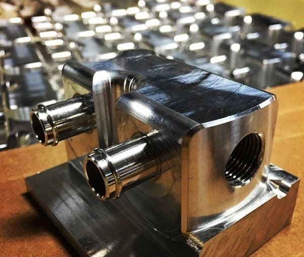 Complex CNC Prototyping