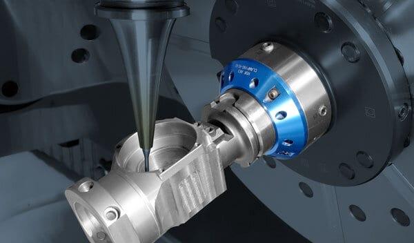 Rotary-machining