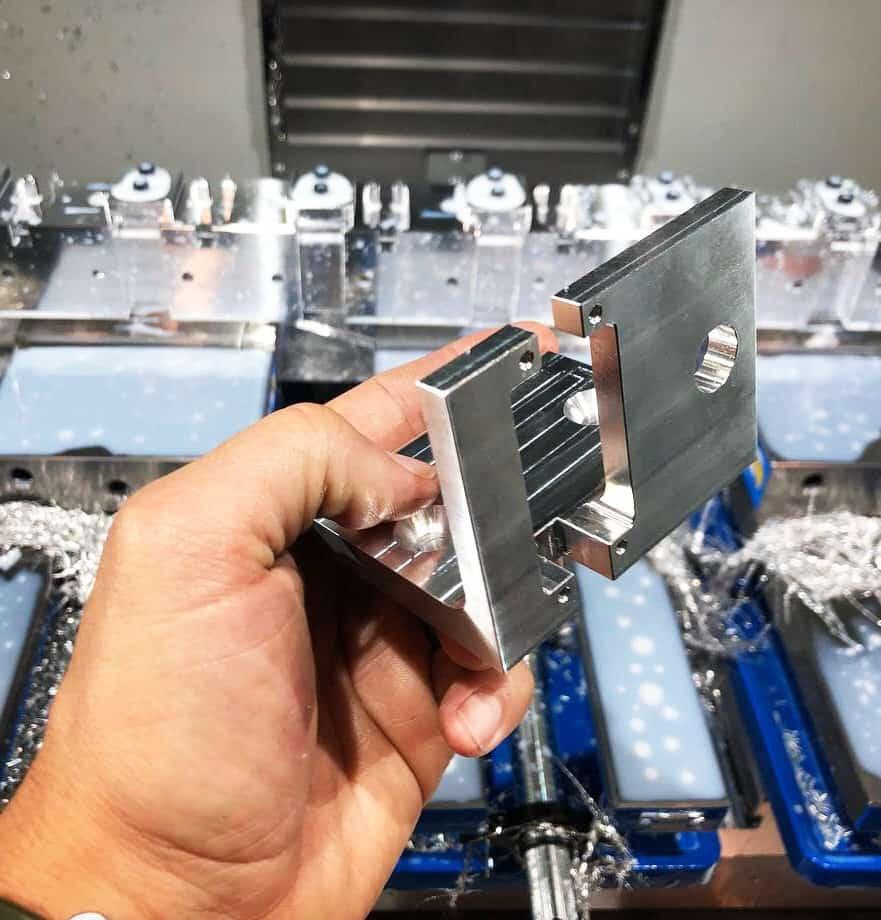 General CNC parts and Applications
