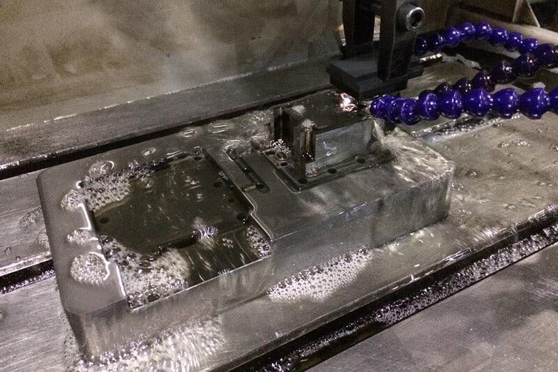 mold machining
