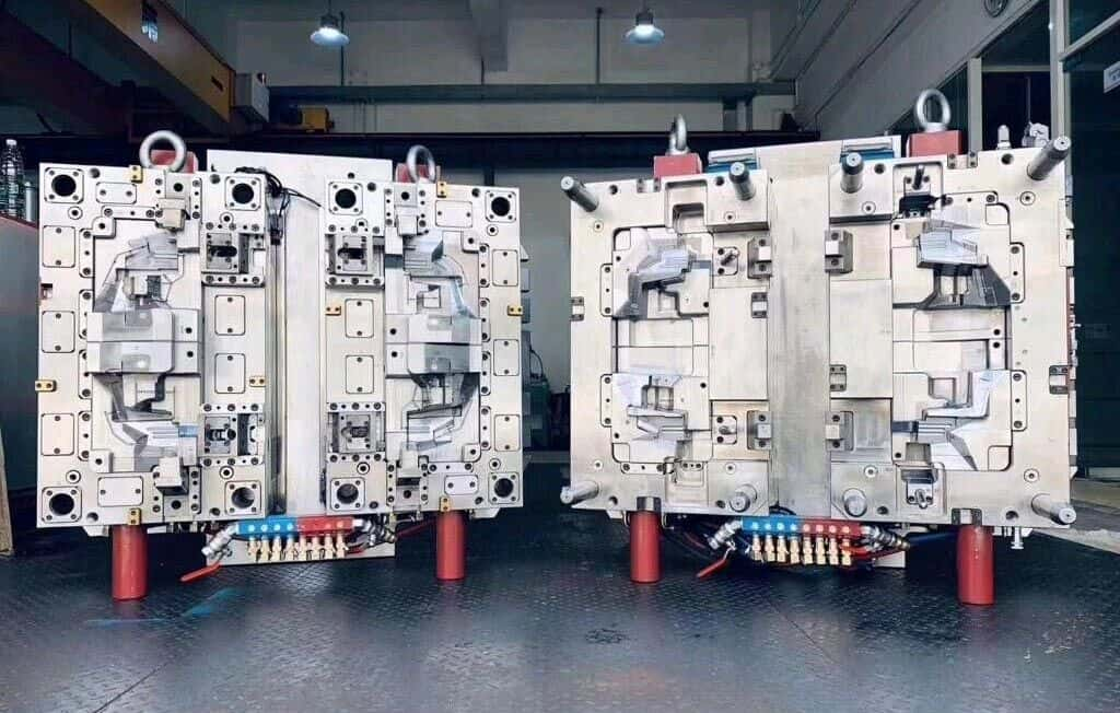 injection-mould