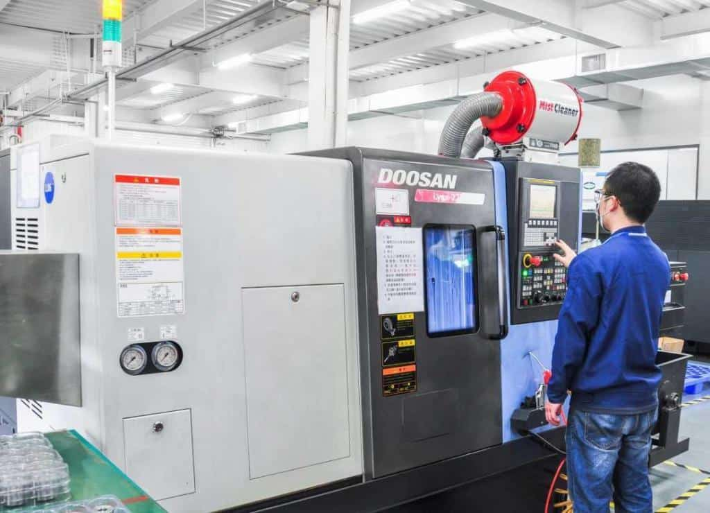 DOOSAN CNC Machine(1)