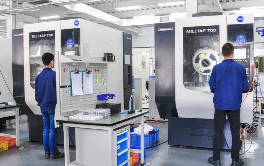 Millitp 700 CNC Machine(2)
