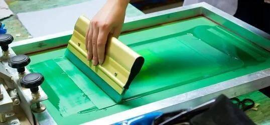 Silk screen printing(1)