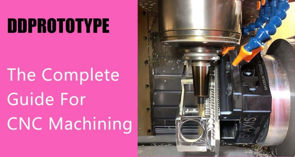 The-Complete-Guide-For-CNC-Machining